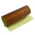 Fita de fibra de vidro autoadesiva revestida com PTFE resistente ao calor
