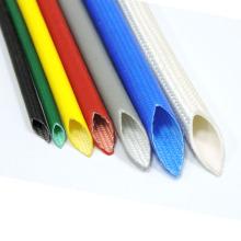 Gaine de fibre de verre en caoutchouc Silicone d'approvisionnement direct d'usine