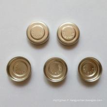 Pièces d'estampage en métal pour batterie