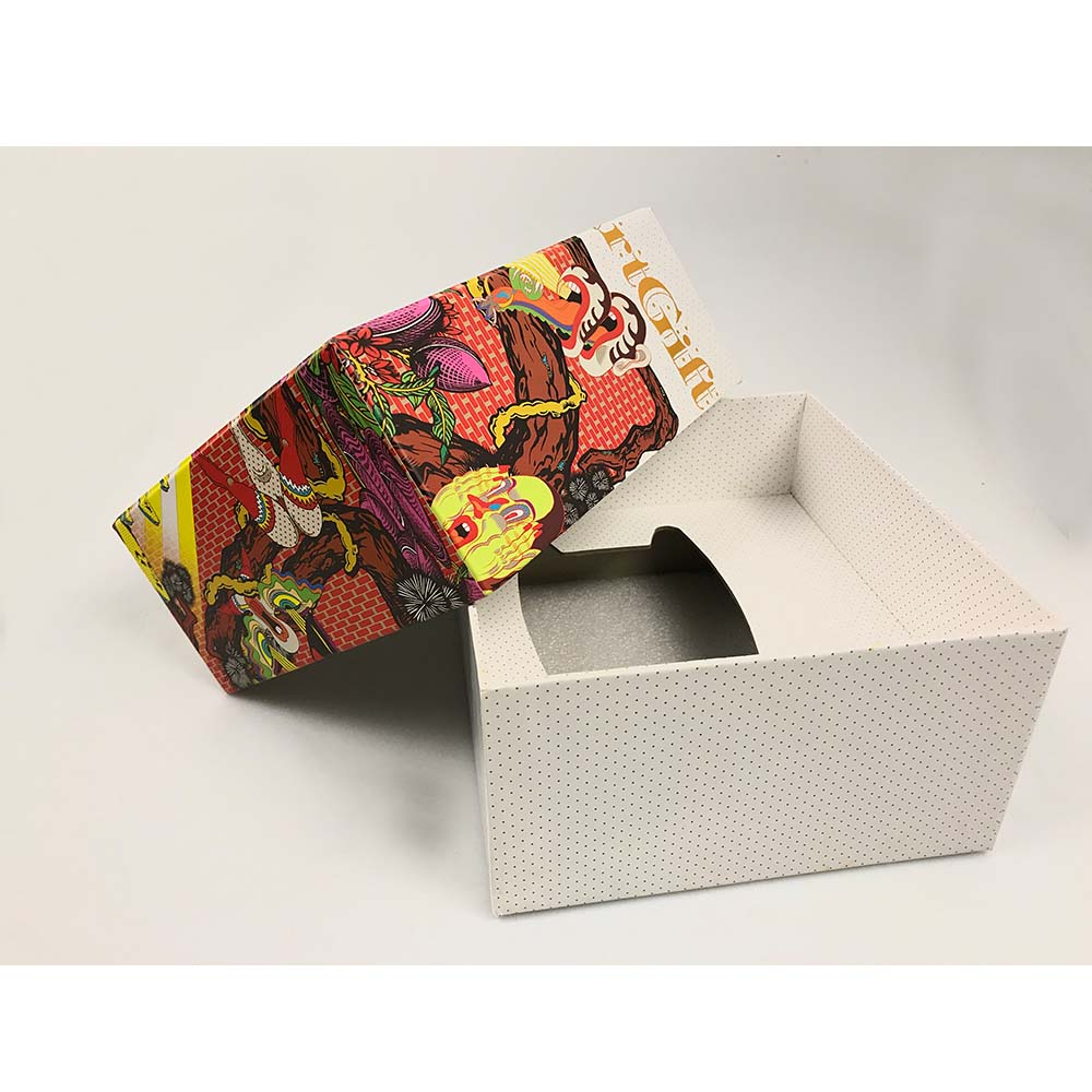 Color Card Box