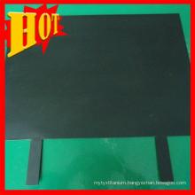 Mixed Ru IR Oxides Coated Titanium Anode Sheet