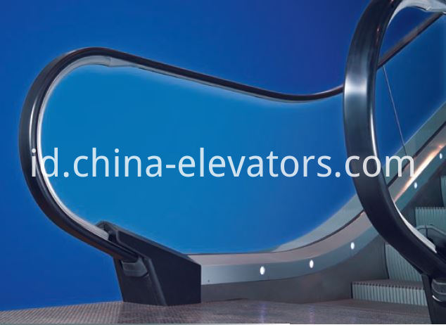 Moving Rubber Handrail for OTIS Escalator