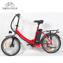 pédale de vélo de route pliable assistingn ebike vélo électrique 2017