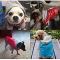 Пальто для холодной погоды для собак