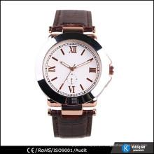 Relógio mecânico relógio de caixa de aço inoxidável para homens