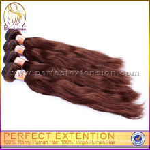 Überseequalität der Firma Grad 6a kann Sie rohes indisches Haar bleichen