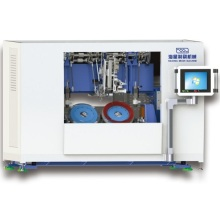 5 Axis Disc Brush Drilling and Tufting Machine