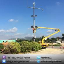 300W Mini Wind Turbine, Wind Solar CCTV System (MINI-300W 12V)