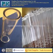 Nanjing acrílico cnc tubo de giro, cnc mecanizado botella platic, de fibra de vidrio de mecanizado