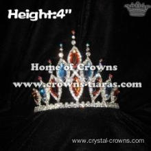 Big Diamond Crystal Pageant Crowns