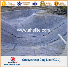 Forro da argila de Geosynthetic do cobertor de Bentonite Waterstop do sódio Gcl
