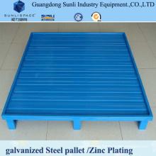 130mm Height Galvanized Steel Pallet