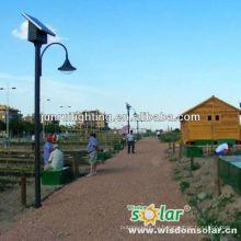 Продаваемая CE 12W Солнечный уличный свет; Солнечная светодиодные уличные света солнечного света