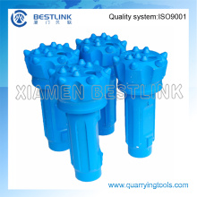 CIR Series Rock Drilling DTH Hammer Bits for Marble Quarrying