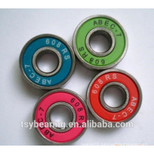 High speed miniature 608 zb bearing