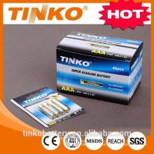 popular in Europe market 1.5v aaa lr03 alkaline/dry battery high quality