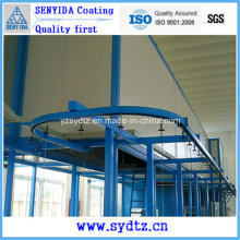 Hot Powder Coating Machine of Hanging Conveyor