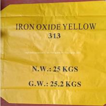 Óxido de hierro de la tinta del tatuaje del pigmento en polvo