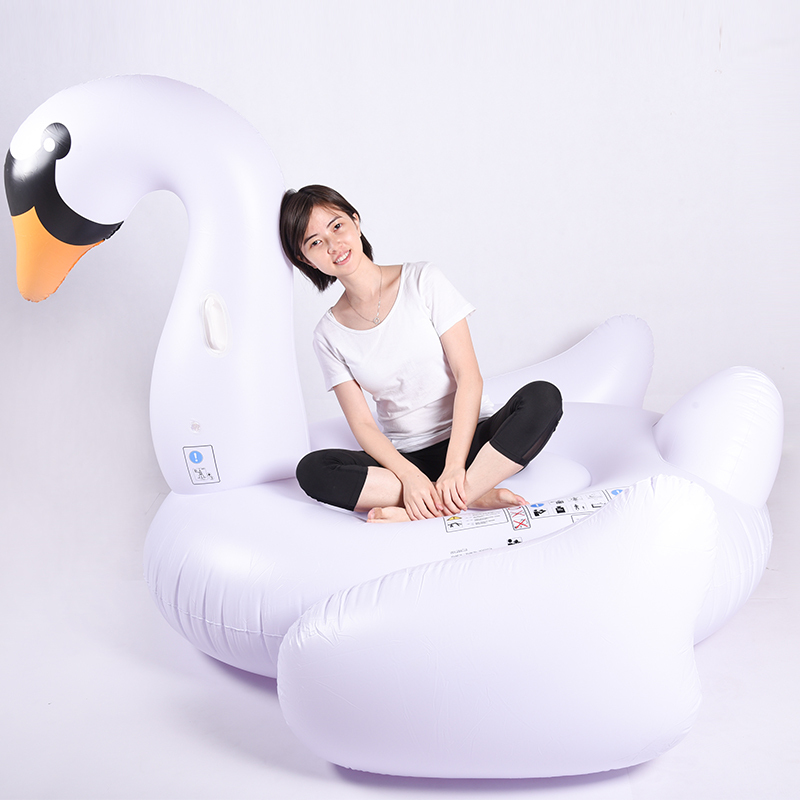large inflatable float