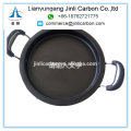 Eco Friendly Roasting Pan /BBQ Graphite Saute pan /Graphite Frying Pan