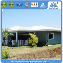 Cheap PTH modern luxury prefabricated villa house