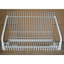 Magasin de meubles affichage supermarché métal Wire Rack Display (SLL-V002)