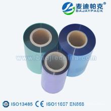 Película de plástico CPP / PET para bolsa médica esterilizada