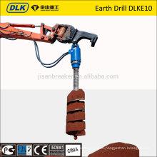 taladro de tierra con el nuevo producto de la caja de engranajes para 4.5-6 toneladas