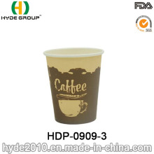7.5oz Disposable Single Wall Paper Coffee Cup (HDP-0909-4)