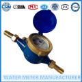 Water Meter of Multi-Jet Dry Dial Type (LXSG-15E-40E)