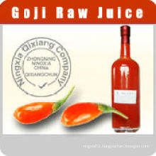 Organic Goji Juice/ /Wolfberry Juice /Goji Raw Juice