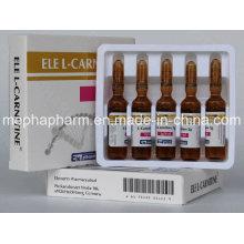 L-Carnitine 2g Injection pour corps amaigrissement / Ele-Carnitine Perte Poids Injectable