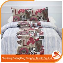 Neue europäische Markt gewebte Textildecke Bettdecke zum Verkauf