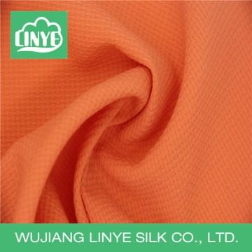 Tissu court à 4 étirements, tissu d'habillement, dernier design d'habillement