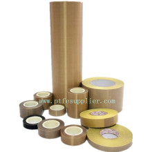 PTFE gecoate glasvezel high performance tape