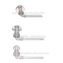 Caucho de silicona Prevenir tapones para los oídos / Tapones para el oído con aislamiento acústico
