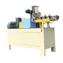 Machine d'extrusion à double vis parallèle pour revêtement en poudre