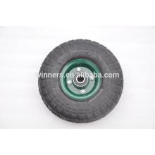 3.50-4 roue pneumatique en caoutchouc