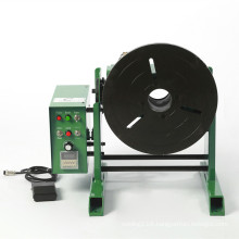30/50KG Welding Table Bench Welding Turntable Rotator Welding Pipe Positioner