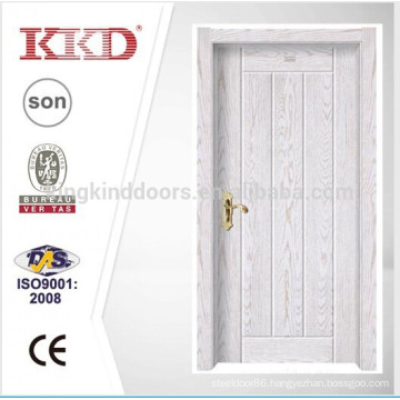 Simple Steel Wood Door KJ-710 For Office and Residence Used From China Top Door Brand KKD