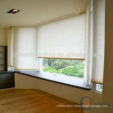 Home decor elegant cellular shade fabric honeycomb blind