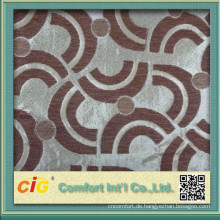 2015 neue Design heißer Verkauf Polyester Acryl moderne Jacquard Chenille Sofa Vorhangstoff