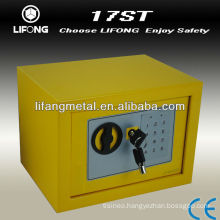 Digital mini size safe box for hotel and home use
