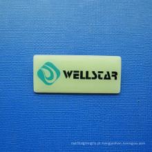 Pin de lapela impresso offset de sinal, crachá organizacional (GZHY-OP-018)