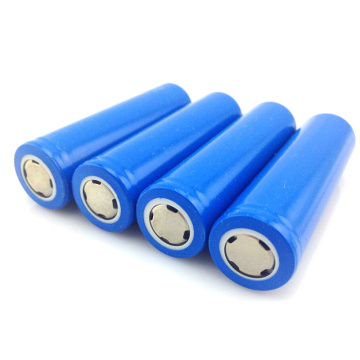 Cellule de batterie Li-ion 18650 3.7V 2800mAh 10.175Wh