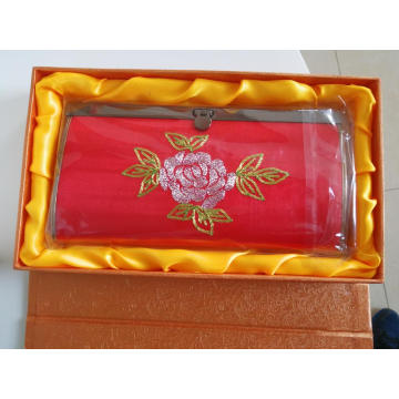 Handbroderad Cion Purse