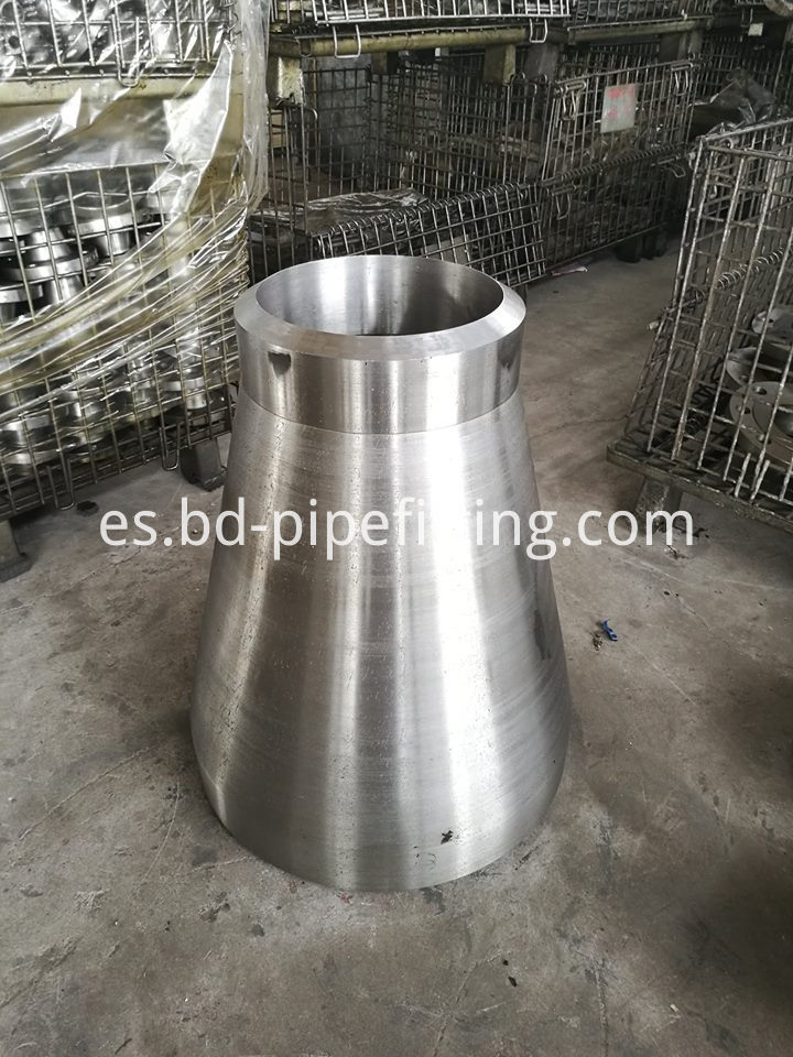 Astm A234 Carbon Steel Pipe Eccentric Reducer