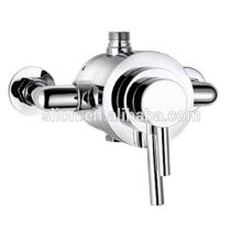 Thermostatisches Badezimmer Niedrige Preis Messing ausgesetzt Duschventil
