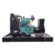 40kw diesel generator prices with cummins engine diesel power generator for sale