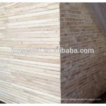 El precio más bajo de la ceniza natural enfrentó el blockboard para los muebles y la decoración
